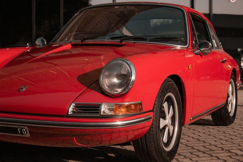 1967 Porsche 912 78629
