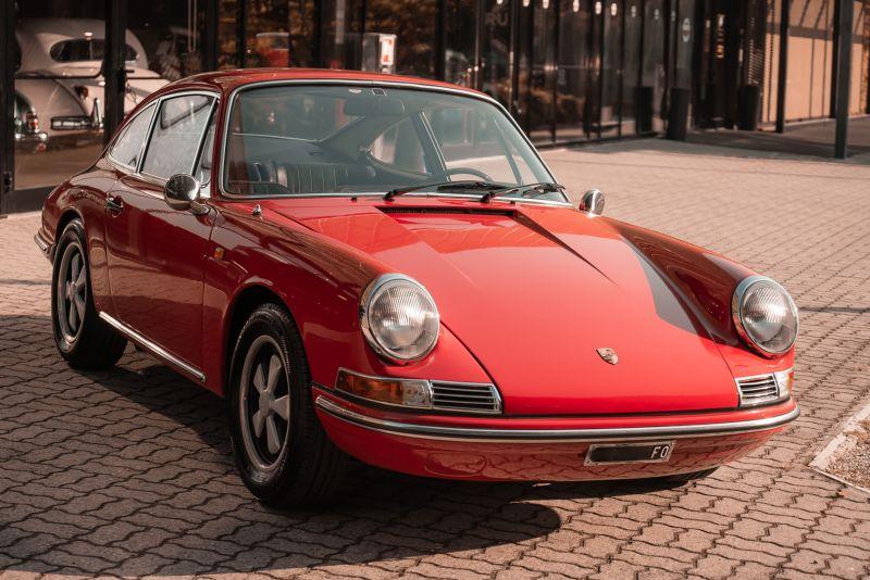 1967 Porsche 912 78615