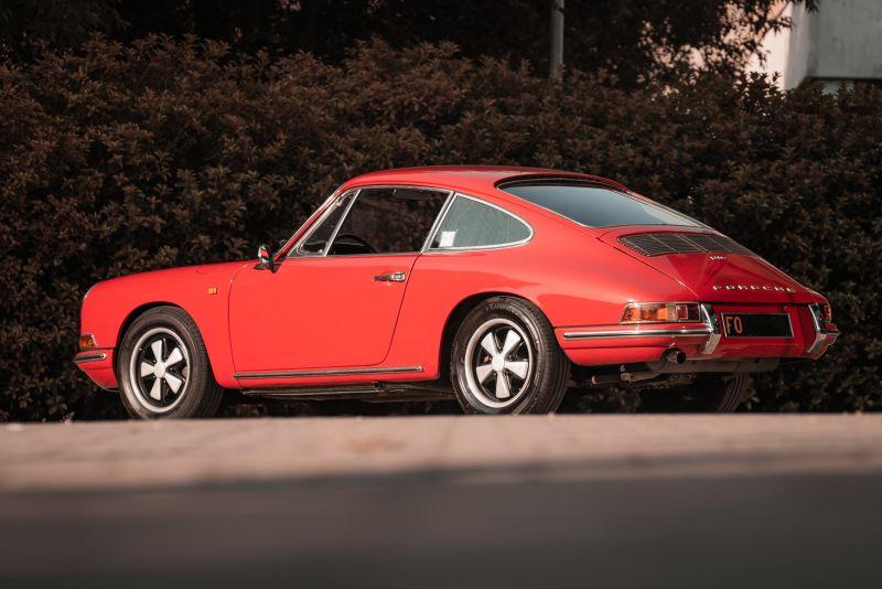 1967 Porsche 912 78619