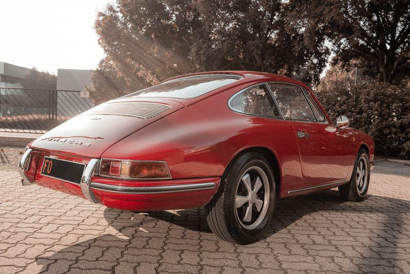 1967 Porsche 912 78625