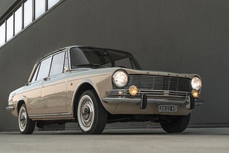 1969 Simca 1301 EL 81010