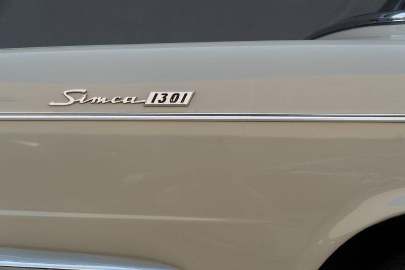 1969 Simca 1301 EL 81031