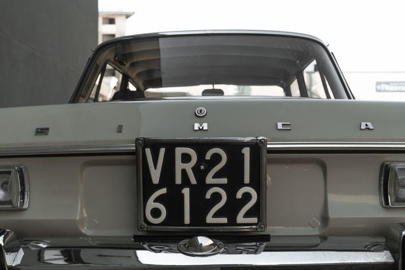 1969 Simca 1301 EL 81029