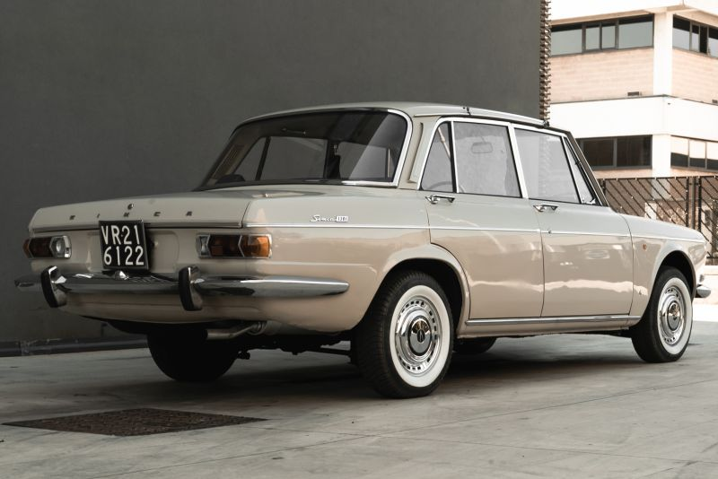 1969 Simca 1301 EL 81015