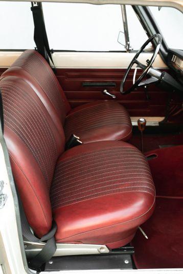 1969 Simca 1301 EL 81035