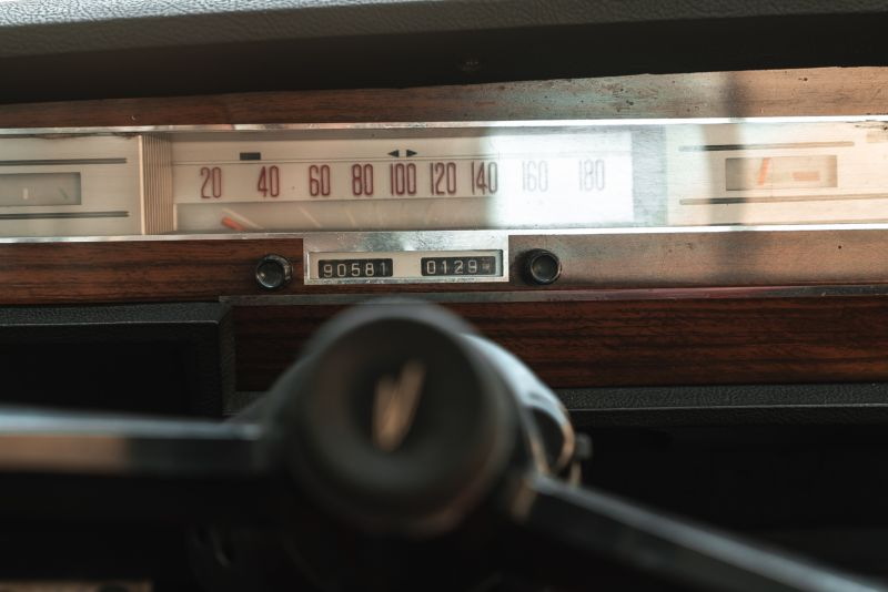 1969 Simca 1301 EL 81048