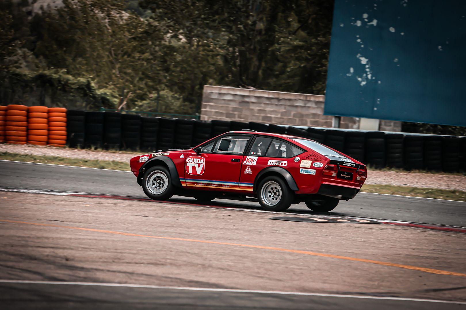 1979 Alfa Romeo Alfetta GTV Turbodelta Gr.4 71137