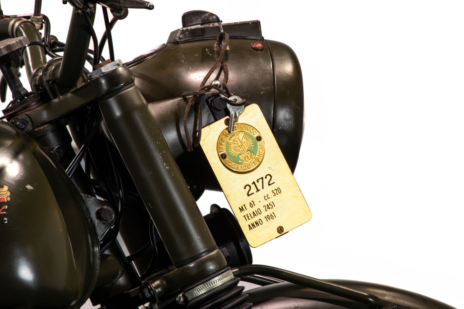 1942 Bianchi MT 61 59976
