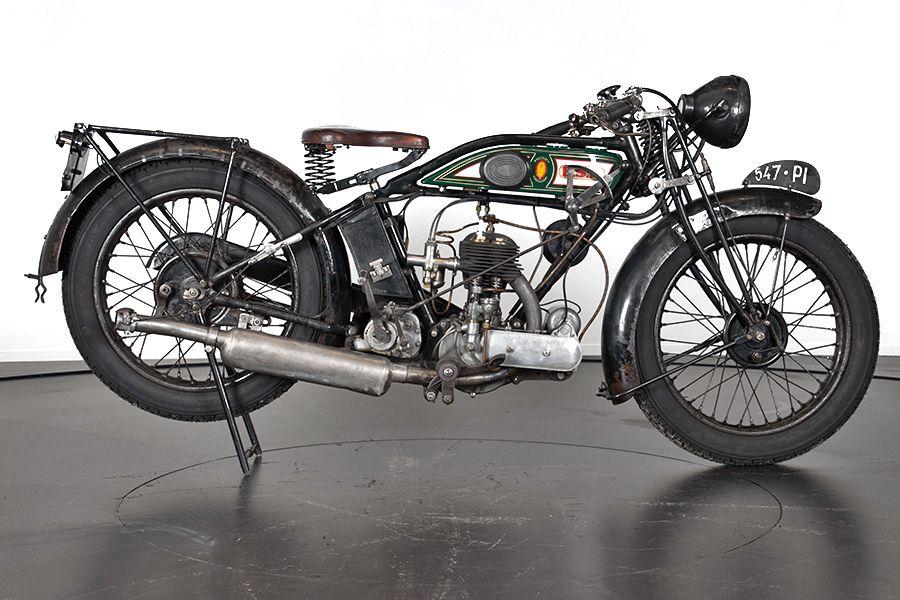 1934 BSA 350 74543