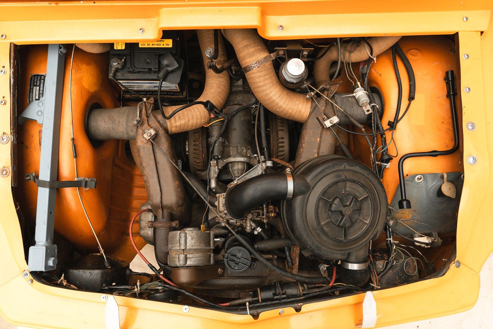 1976 Citroen Mehari 85197