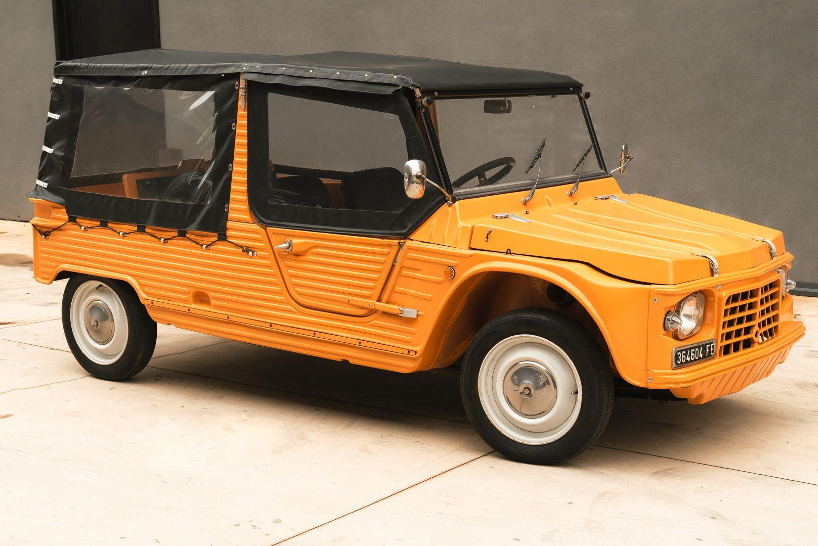 1976 Citroen Mehari 85158