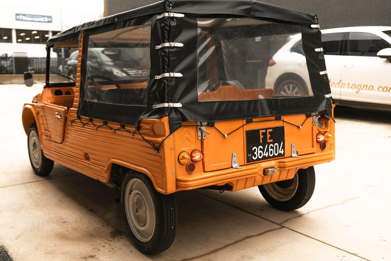 1976 Citroen Mehari 85164