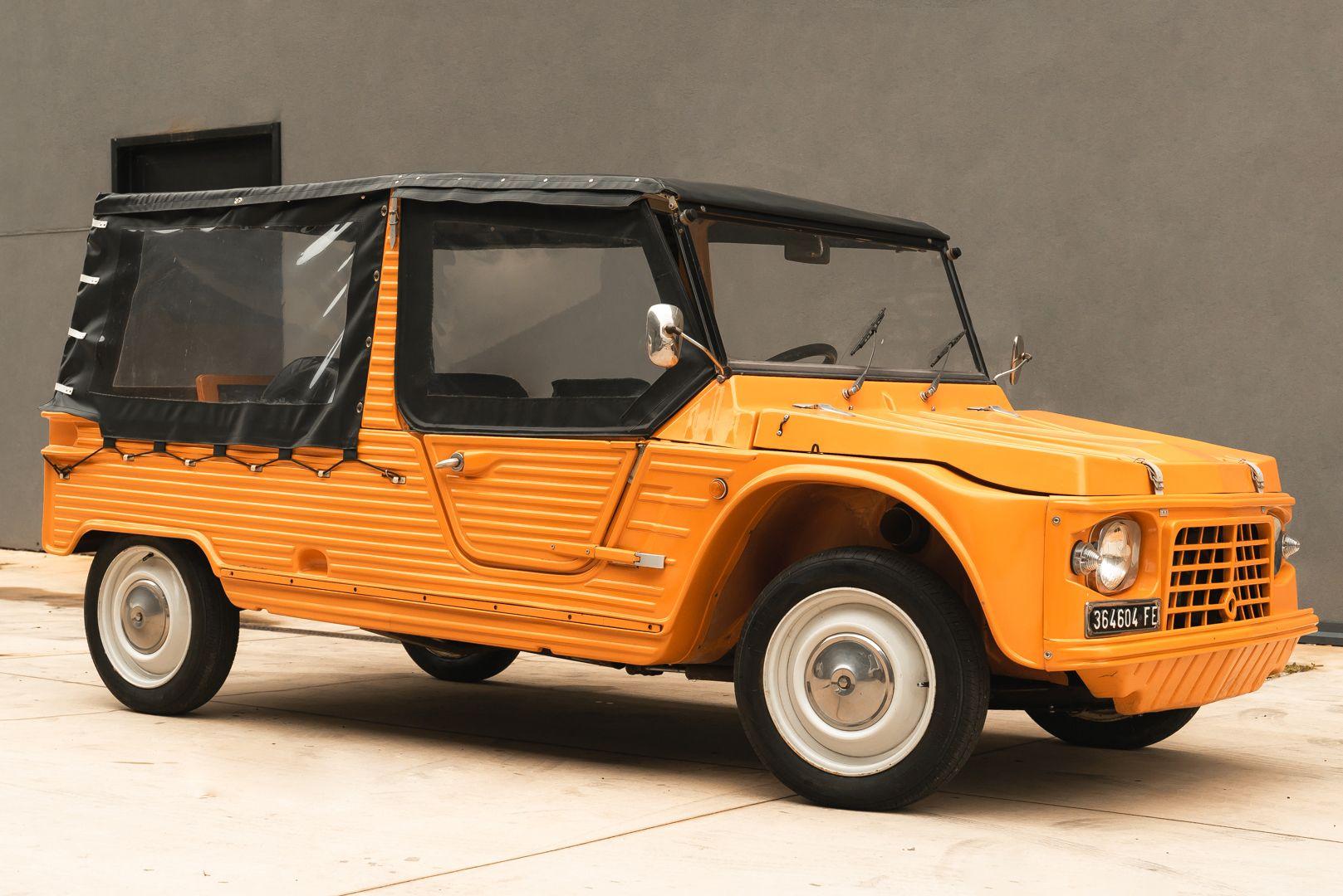 1976 Citroen Mehari 85156