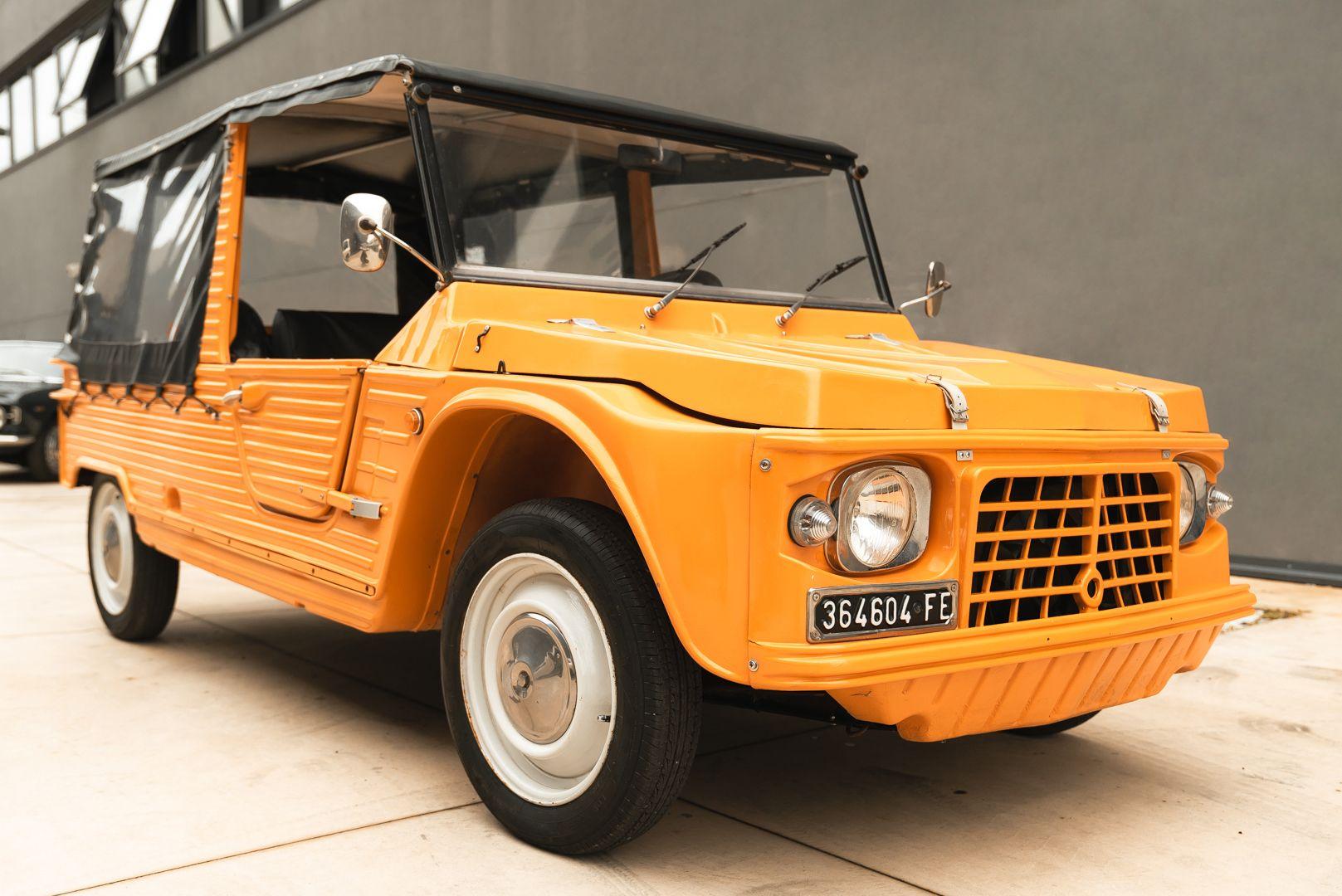 1976 Citroen Mehari 85157