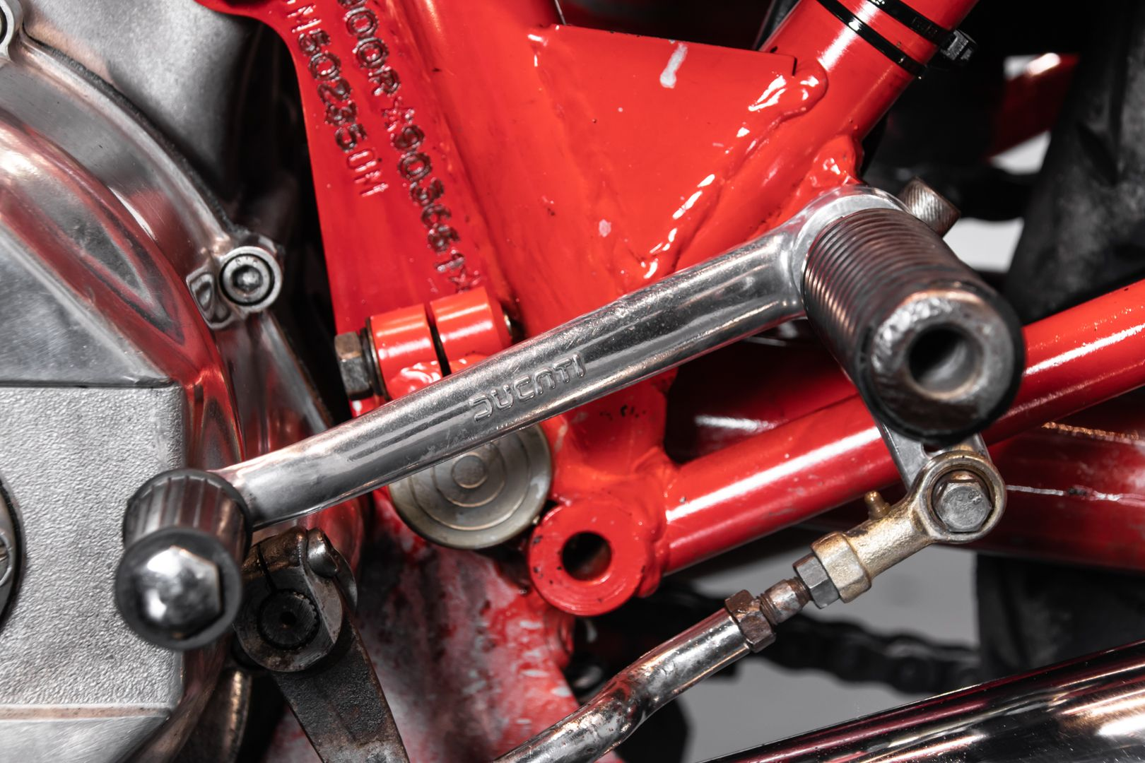 1983 Ducati 900 Mike Hailwood Replica 71427