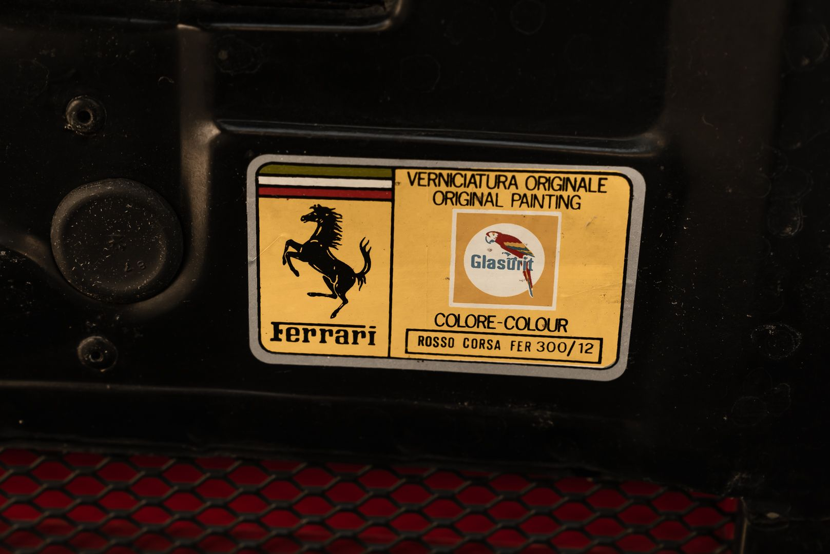 1992 Ferrari 348 TS 80540