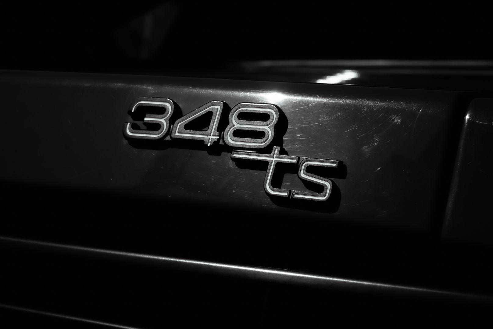 1992 Ferrari 348 TS 80511