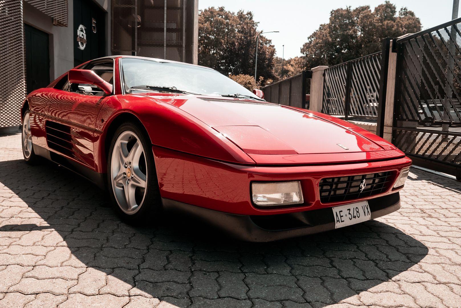 1992 Ferrari 348 TS 80495