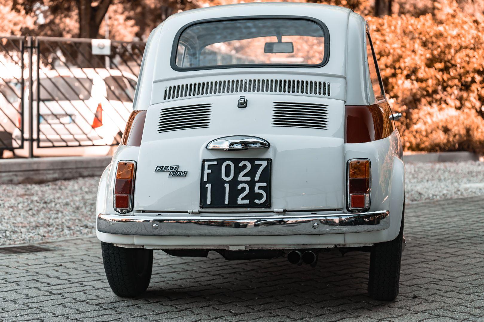 1970 FIAT 500 F 76413