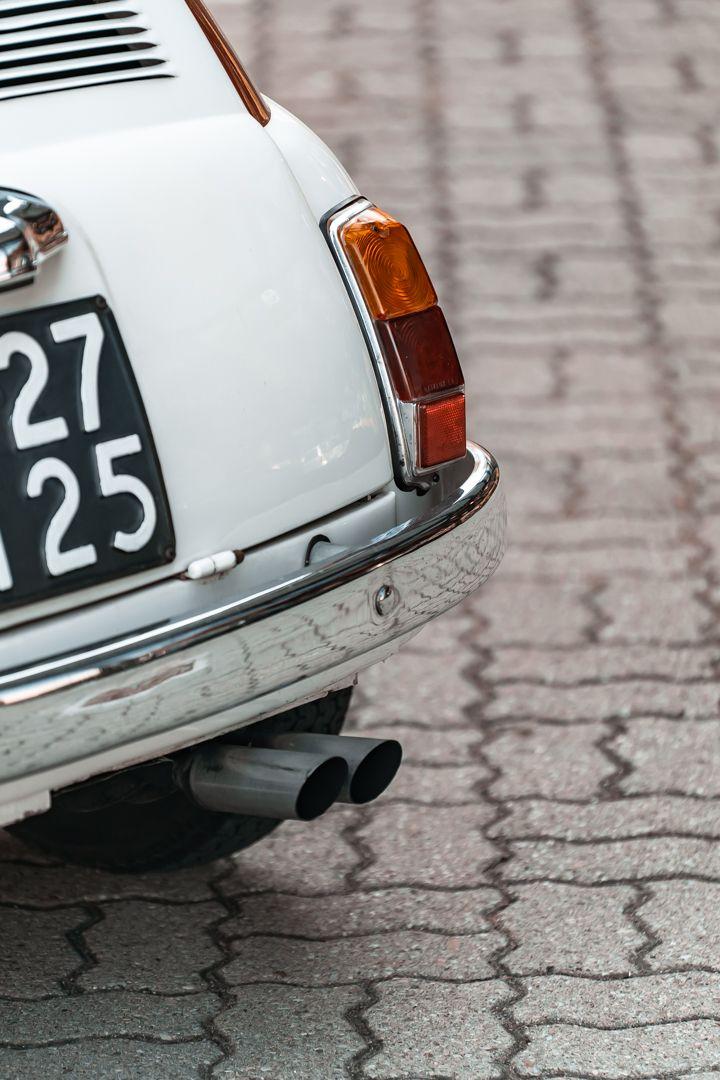 1970 FIAT 500 F 76420