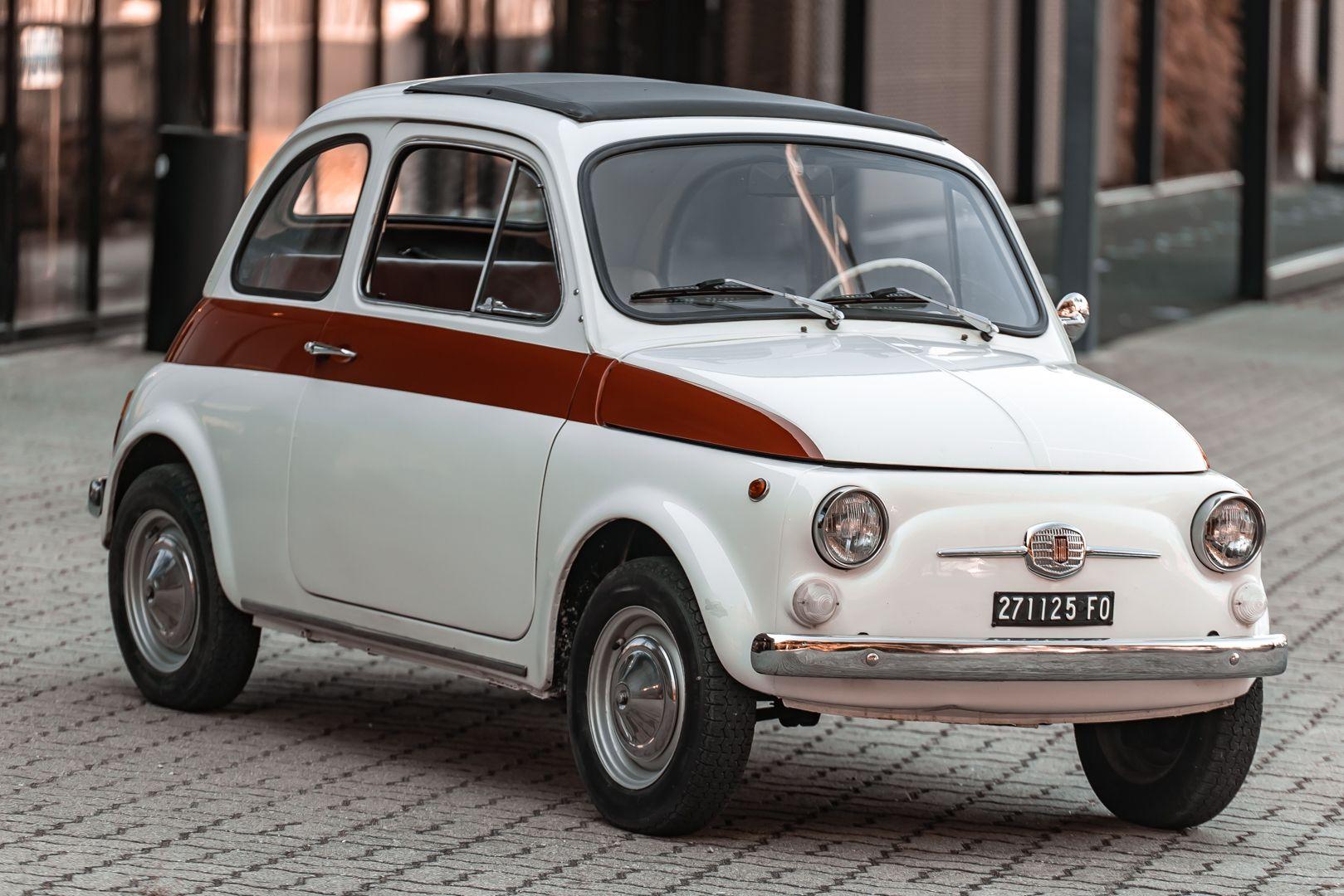 1970 FIAT 500 F 76410
