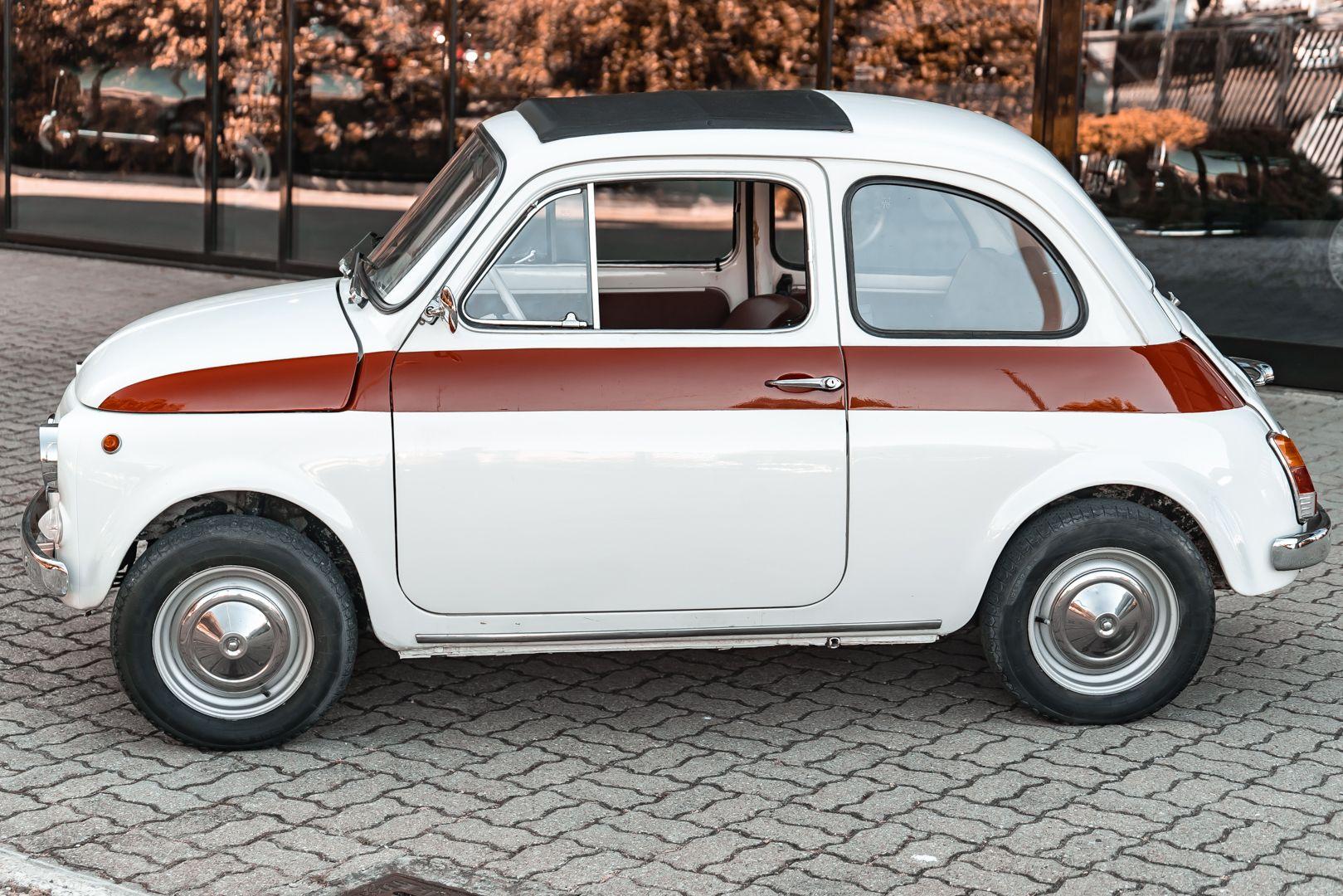 1970 FIAT 500 F 76417