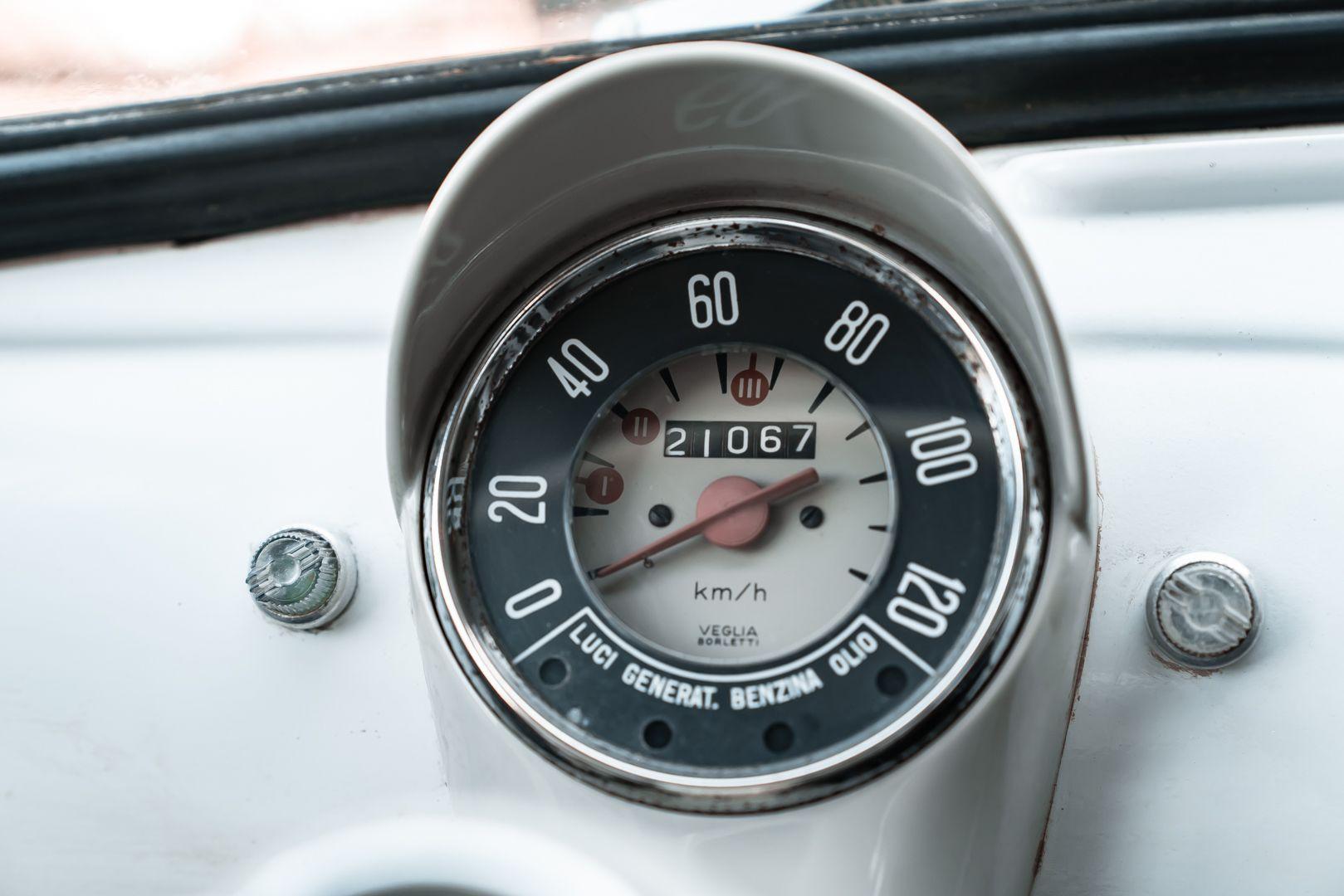 1970 FIAT 500 F 76433
