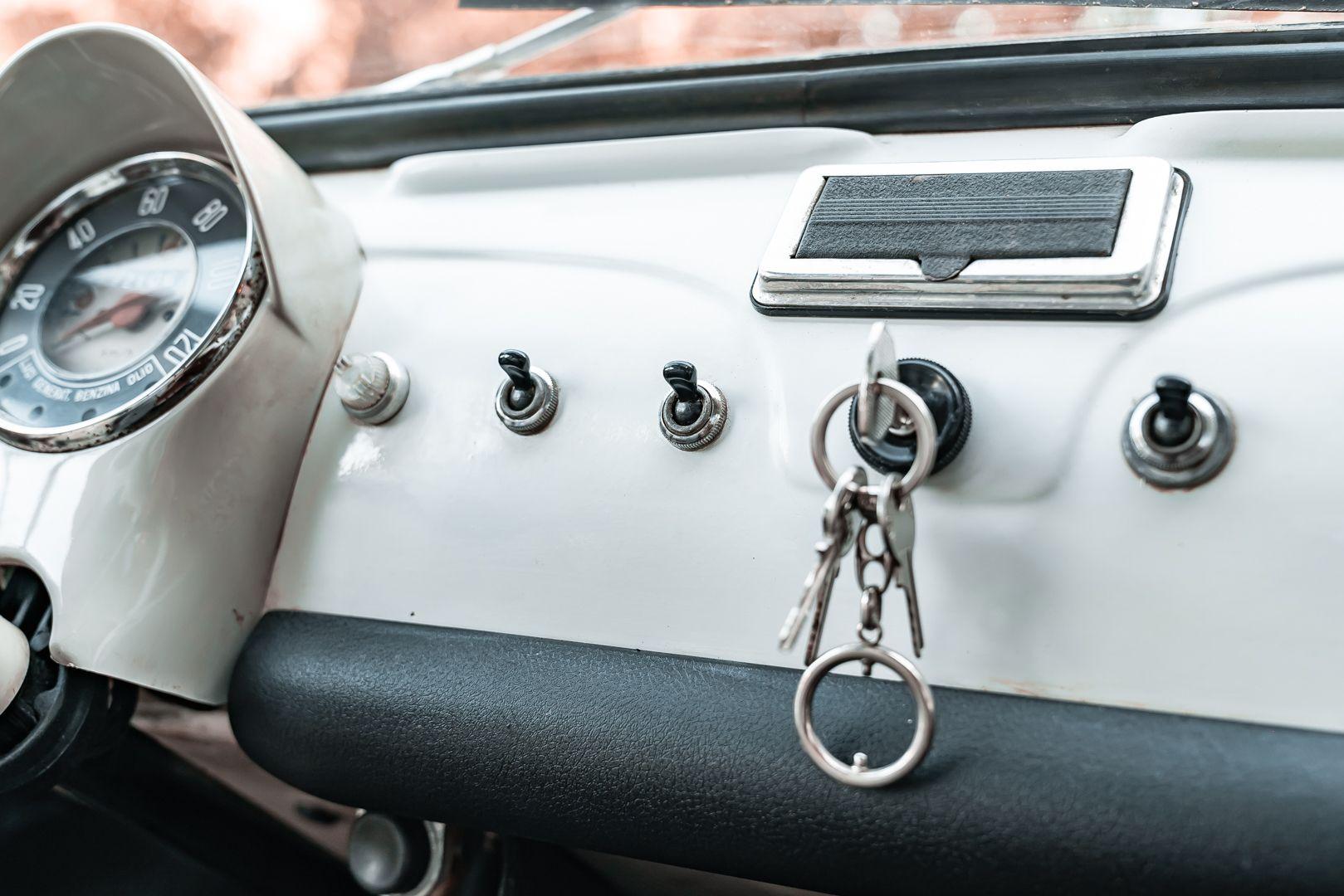 1970 FIAT 500 F 76431
