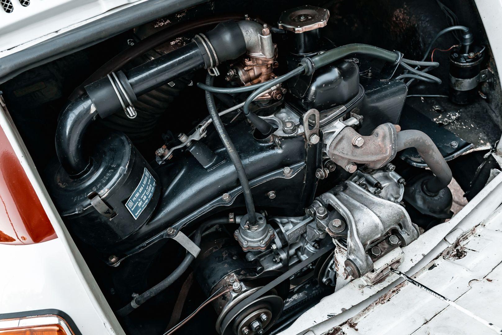 1970 FIAT 500 F 76438