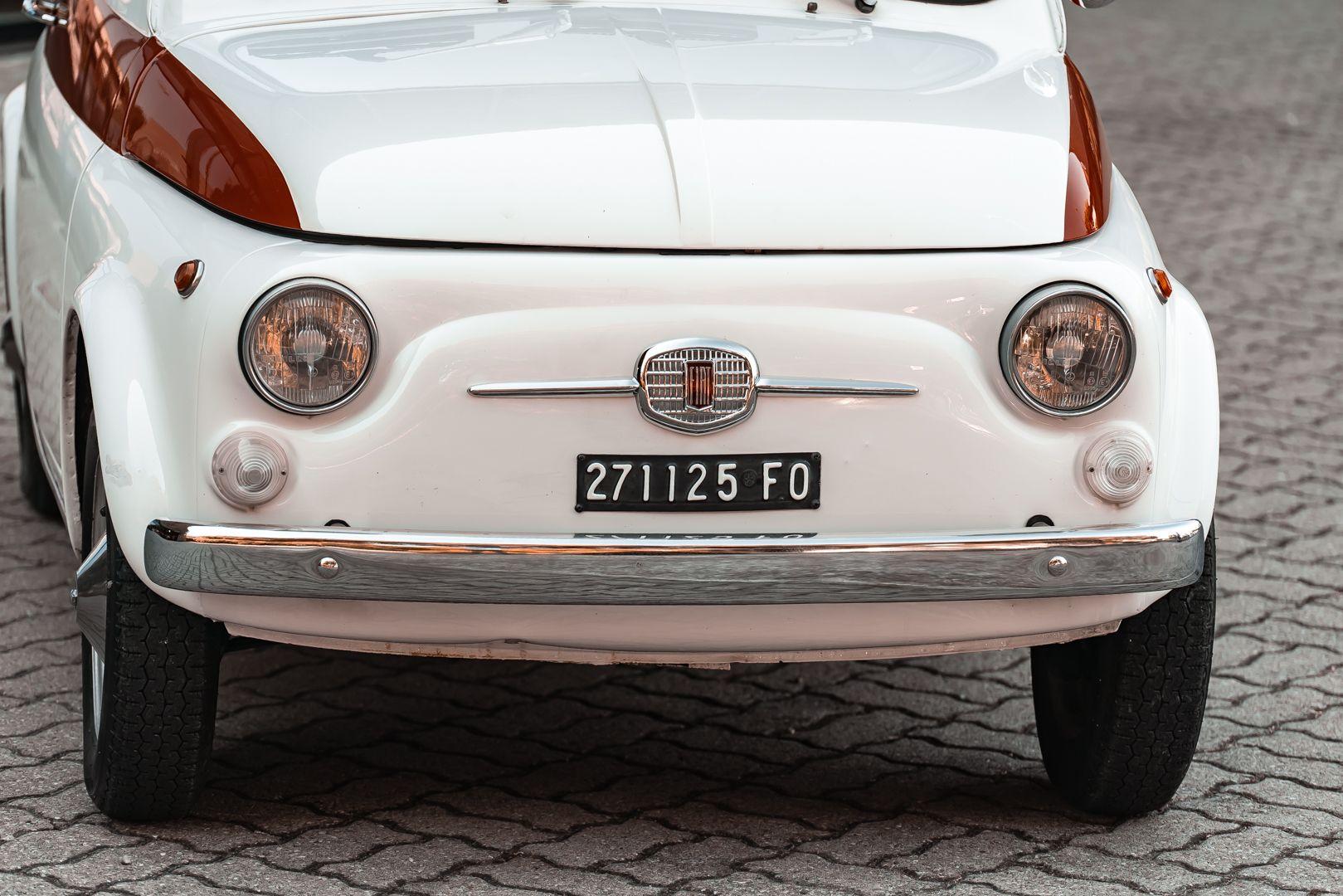 1970 FIAT 500 F 76411