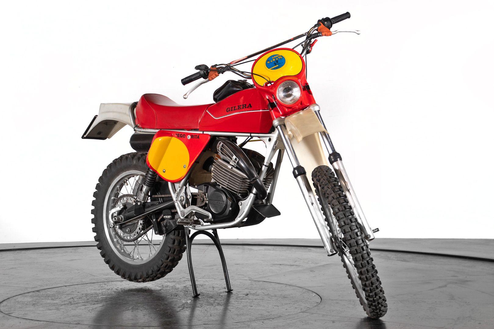 1980 GILERA ELMECA 125 50579