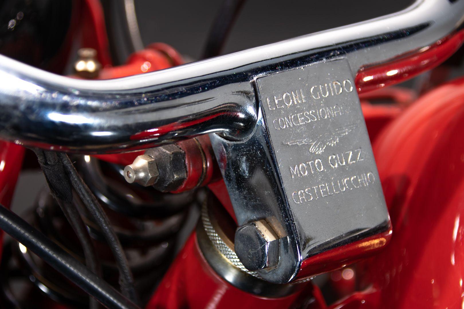 1952 Moto Guzzi 65 59394