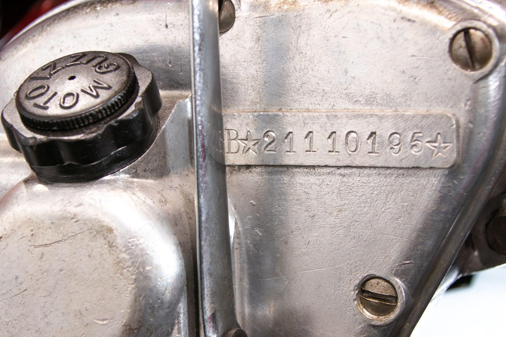 1952 Moto Guzzi 65 59401