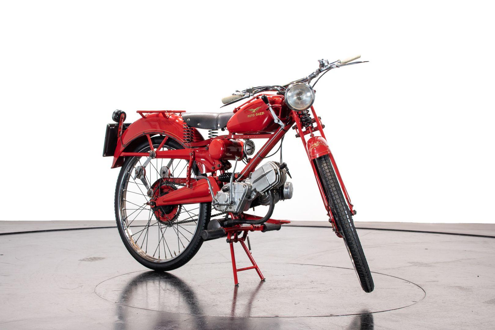 1952 Moto Guzzi 65 59385