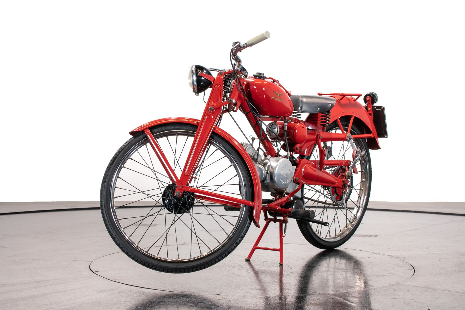 1952 Moto Guzzi 65 59387