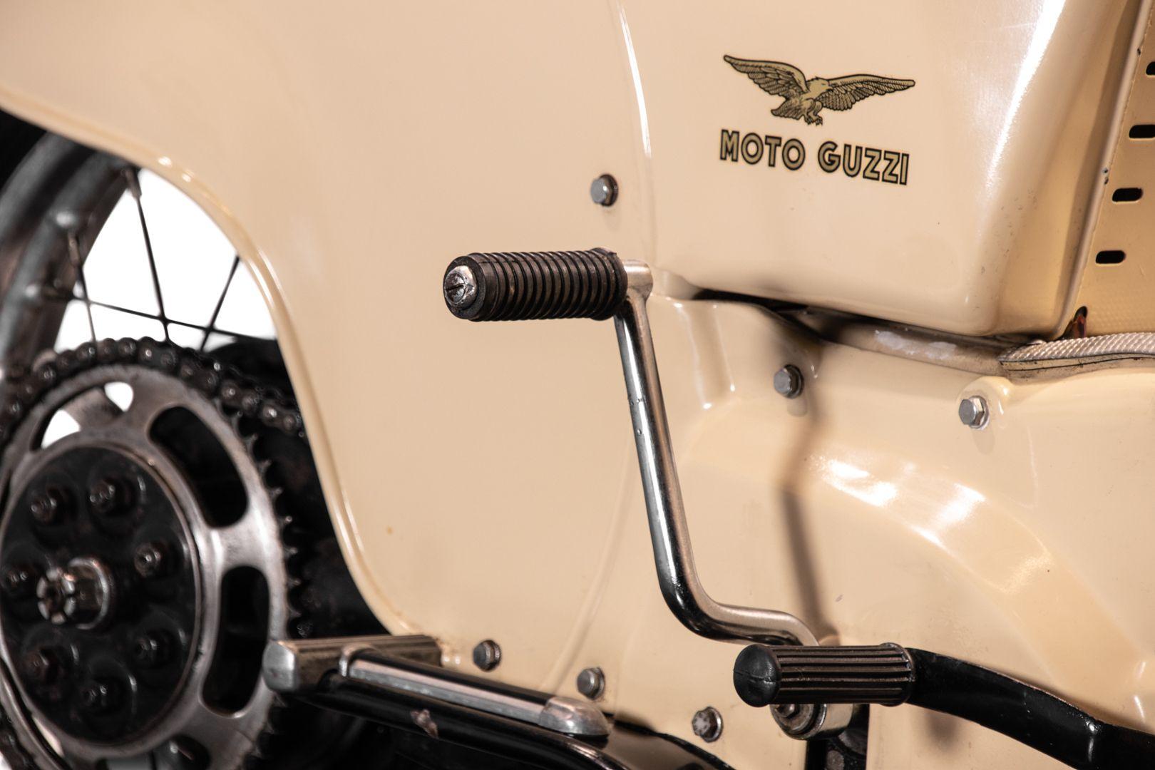 1958 Moto Guzzi Galletto 192 85136