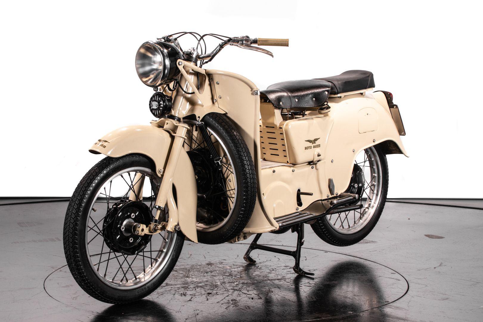 1958 Moto Guzzi Galletto 192 85127