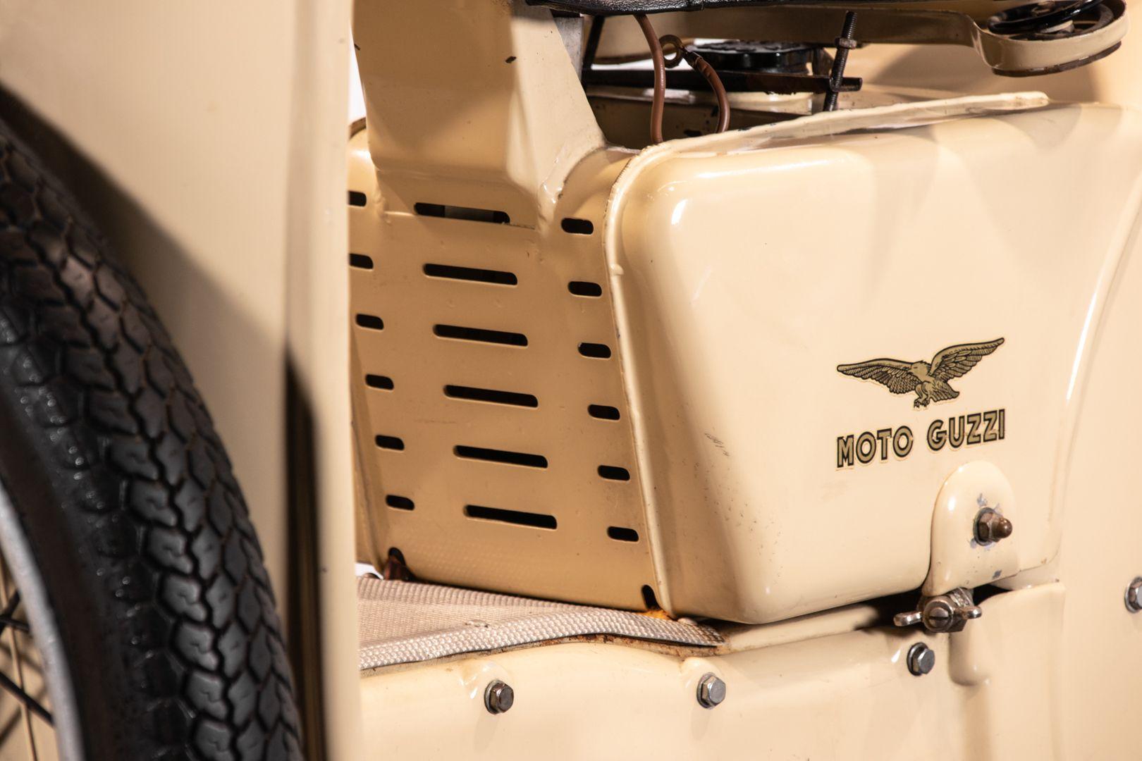 1958 Moto Guzzi Galletto 192 85138