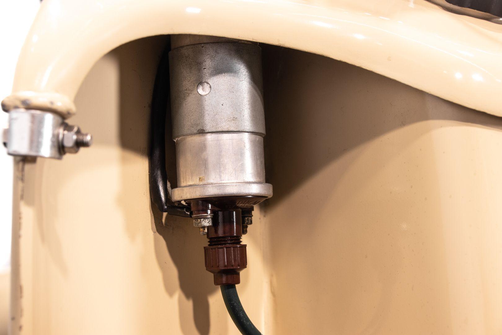 1958 Moto Guzzi Galletto 192 85143