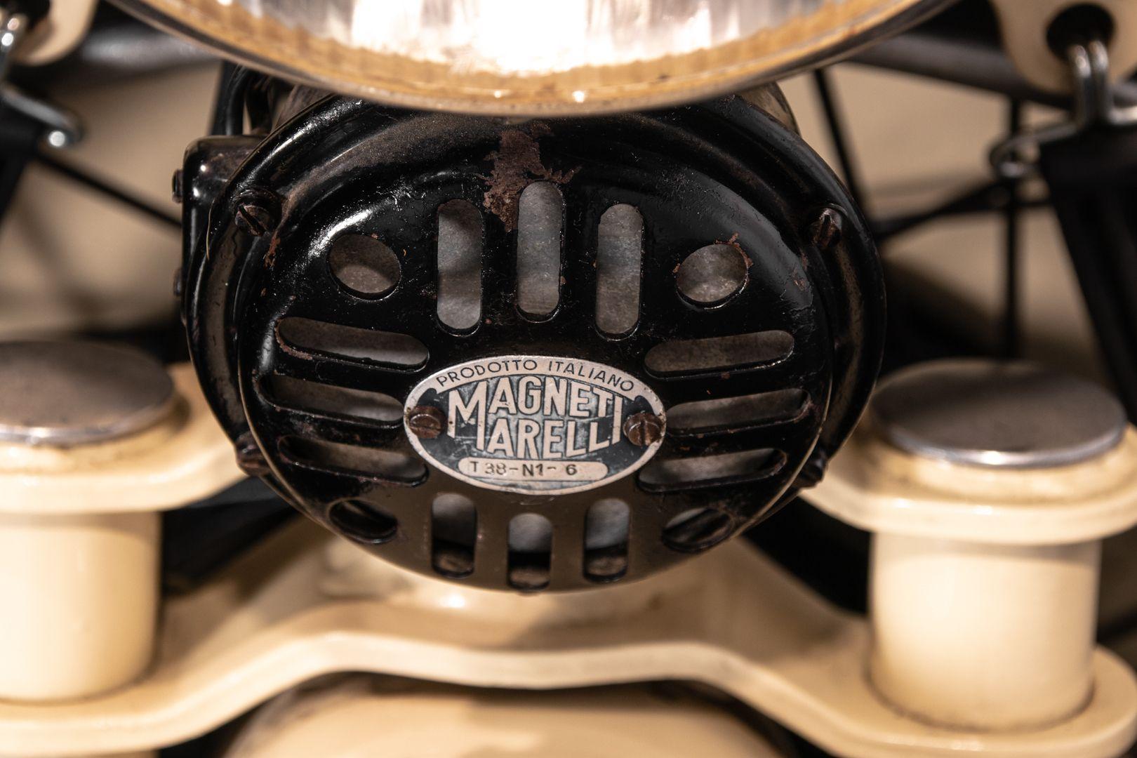 1958 Moto Guzzi Galletto 192 85148