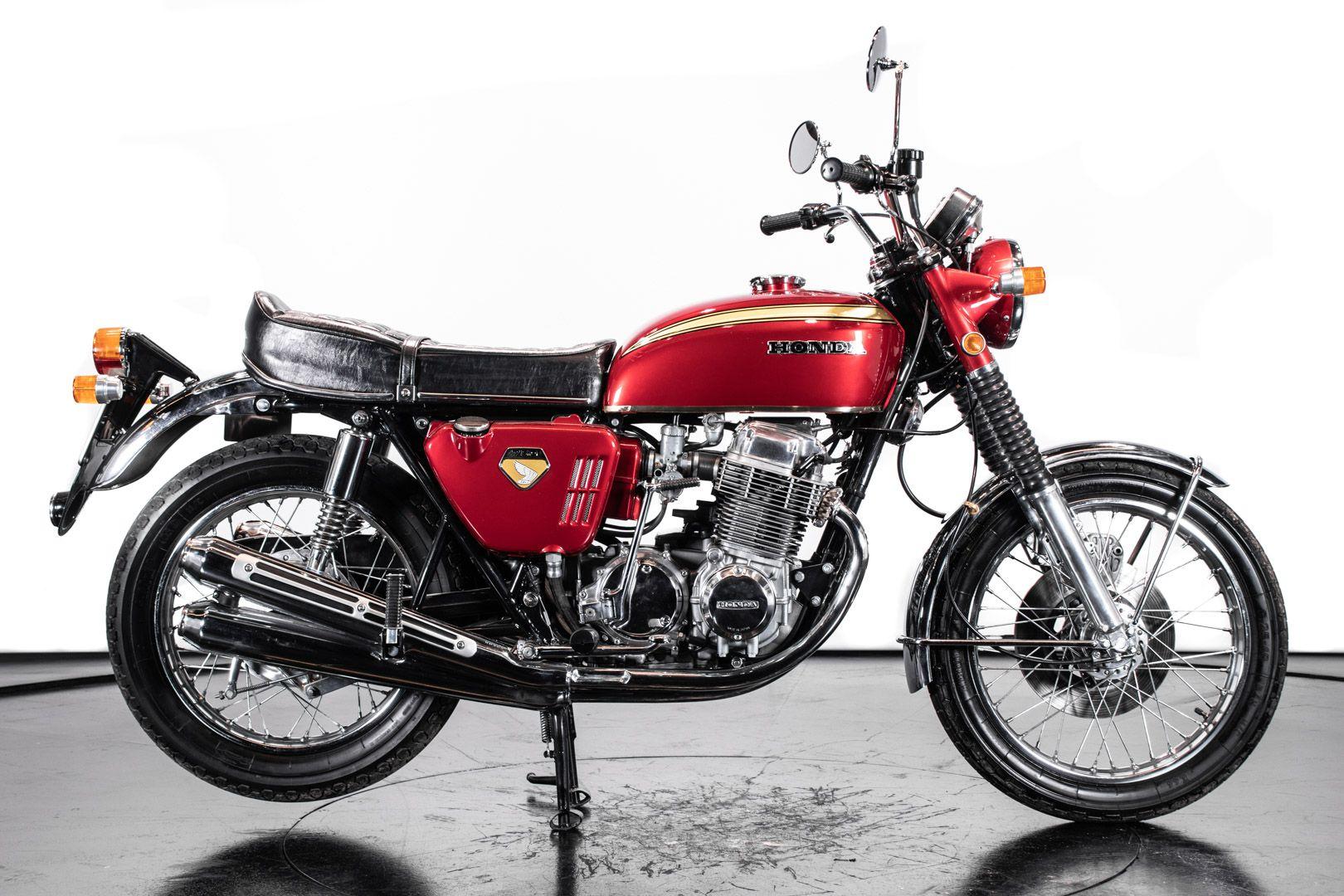 1970 Honda CB 750 Four 83963
