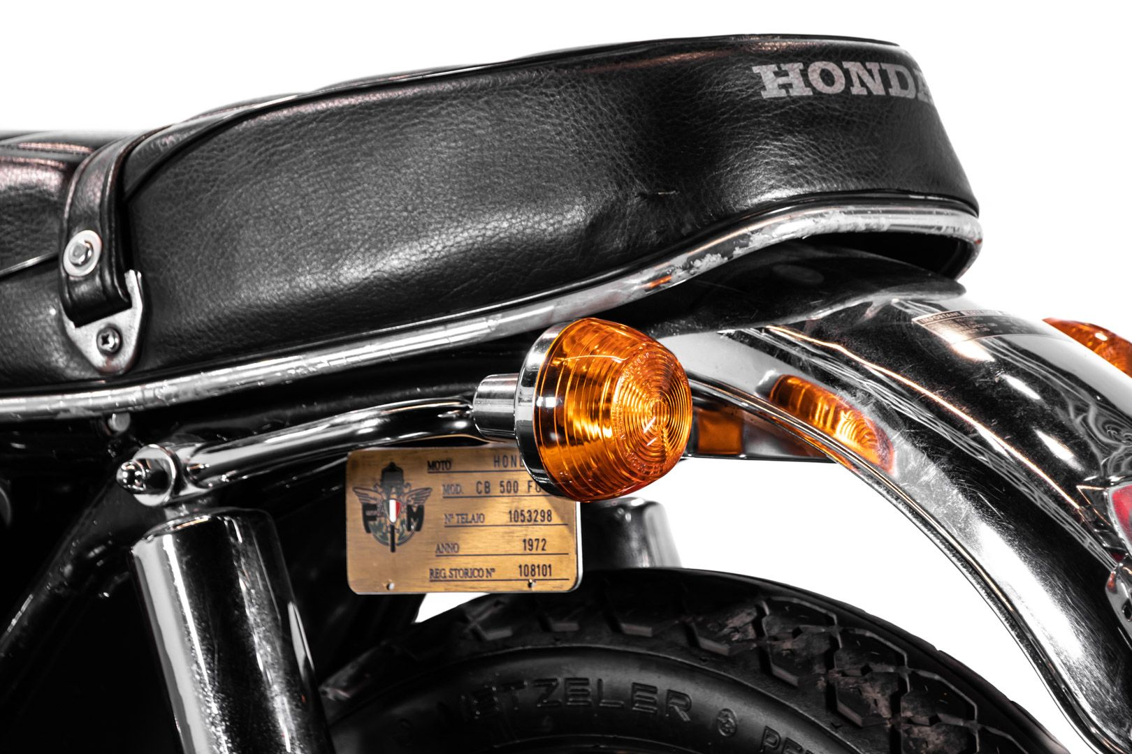 1972 Honda CB 500 Four 84080