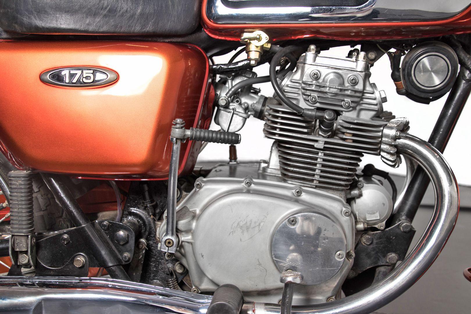 1970 Honda CD 175 36666