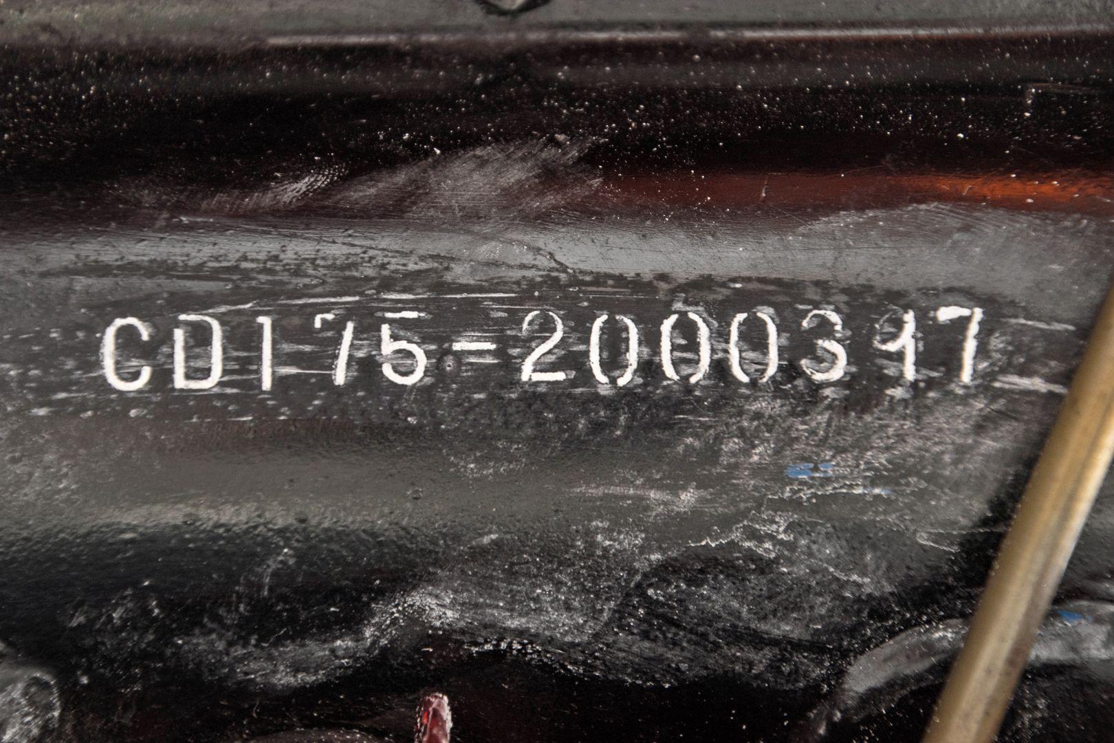 1970 Honda CD 175 36670