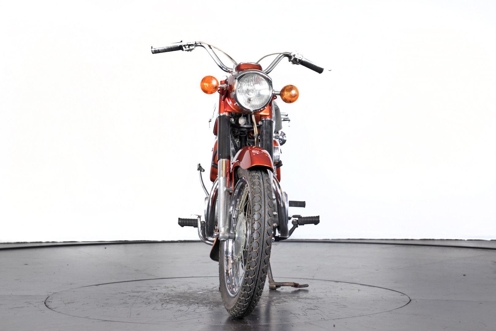 1970 Honda CD 175 36657