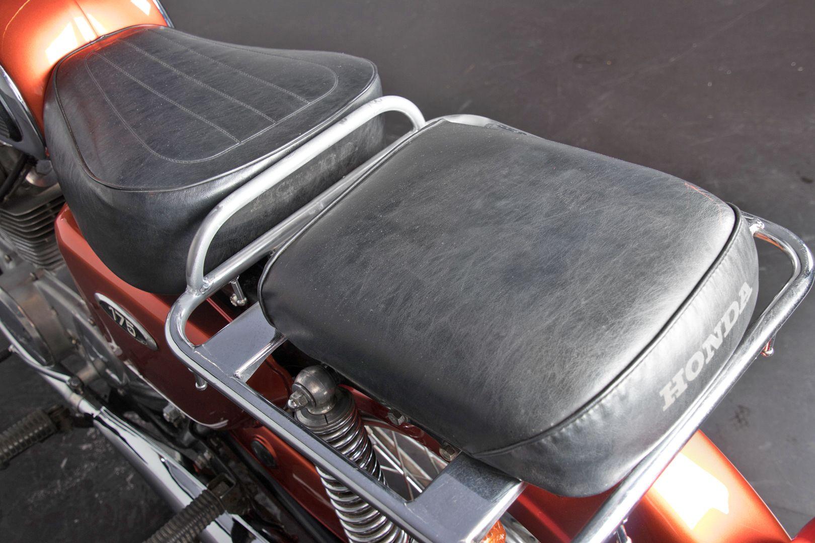 1970 Honda CD 175 36660