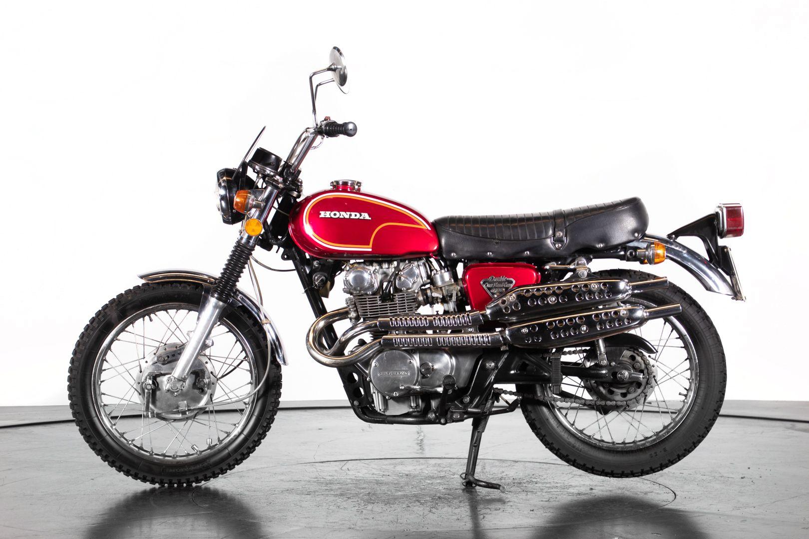 1972 HONDA CL 450 49607