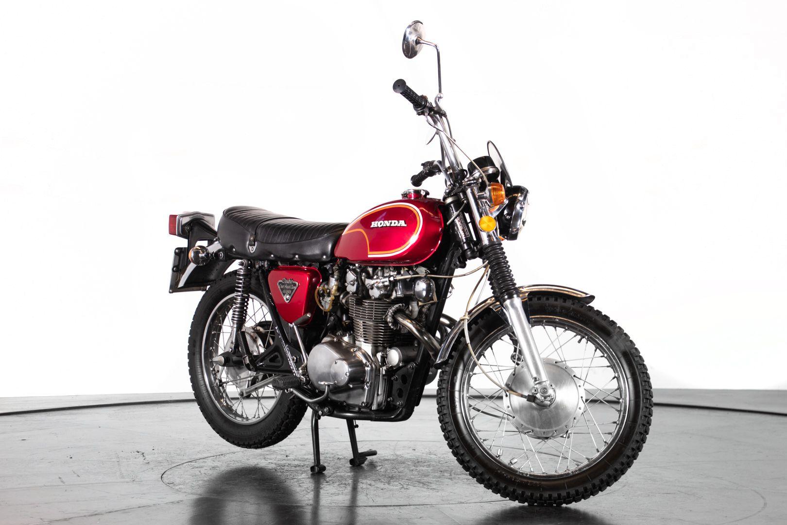 1972 HONDA CL 450 49615