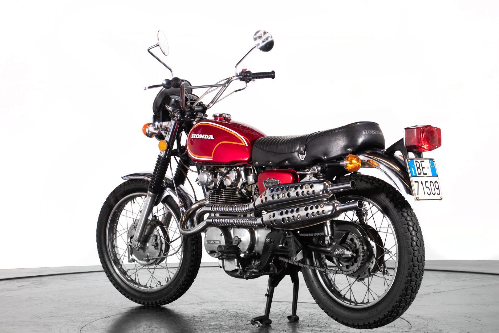1972 HONDA CL 450 49608
