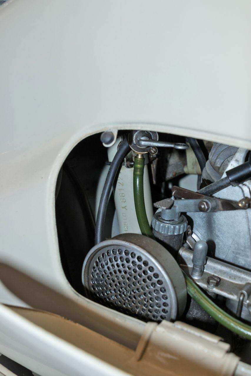 1954 Lambretta 125 LD Electric Start 36732